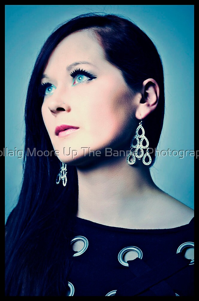 Female Portrait by Noel Moore Up The Banner Photography