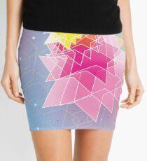 Stars and Hexagons Mini Skirt
