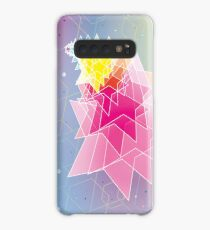 Stars and Hexagons Case/Skin for Samsung Galaxy