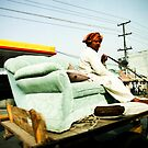 comfy ride by Jacob Simkin