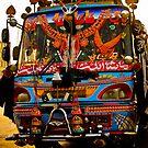 the ride to Peshawar by Jacob Simkin