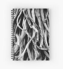 Dried out Spiral Notebook
