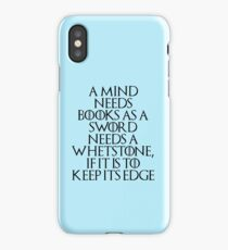 Tyrion Lannister - quote iPhone Case/Skin