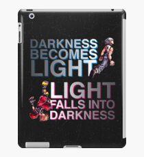 Kingdom Hearts: Dream Drop Entfernung - Sora und Riku iPad-Hülle & Klebefolie