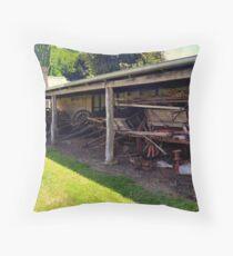 Australia Tasmania's, Old Homestead Throw Pillow