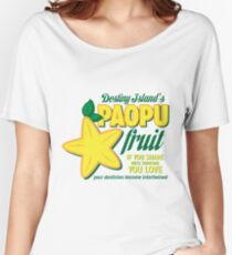 Paopu Fruit - Kingdom Hearts Women's Relaxed Fit T-Shirt