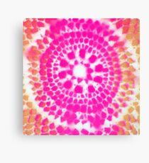 Scale Mandala 4 Canvas Print