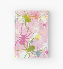 Pink Widow Hardcover Journal