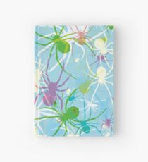 Blue Widow Hardcover Journal