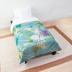Blue Widow Comforter