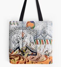 """Heaven's Gate"" Tote Bag"