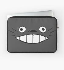 Funda para portátil Sonrisa Totoro