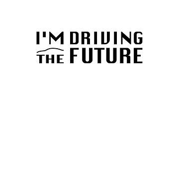 I'm Driving The Future - Model S by surfaren