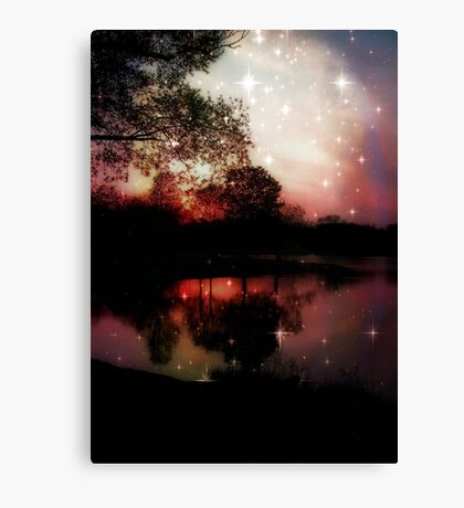 Dreamy Night ©  Canvas Print