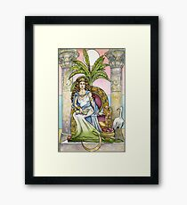 The High Priestess Framed Print