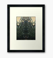 Decayed  Framed Print
