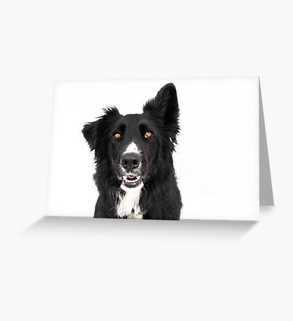 Handsome Boy Greeting Card