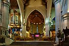 Christchurch Cathedral 2 by Werner Padarin