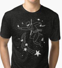 Space Ninja Tri-blend T-Shirt