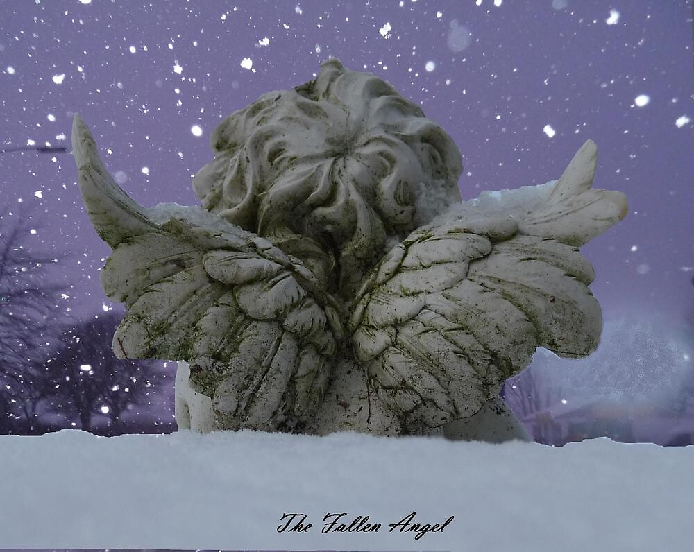 The fallen angel. by chili