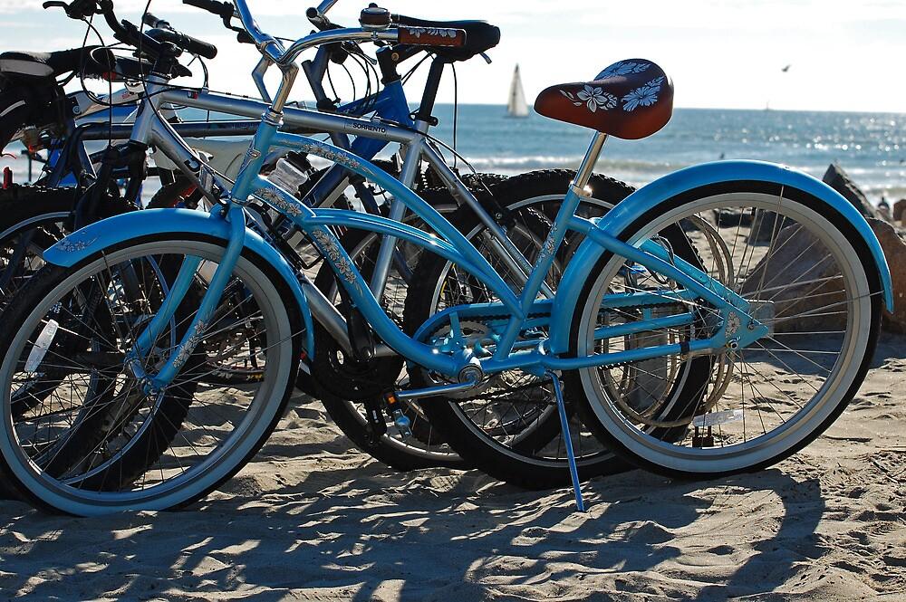 Beach Bikes by photojeanic
