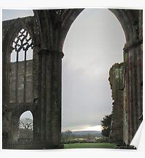 Ruined Transept Poster
