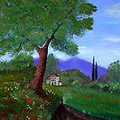 Old Tree by Kostas Koutsoukanidis