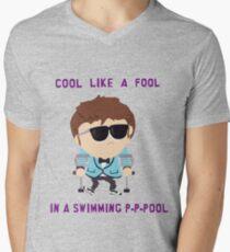 Jimmy is cool Men's V-Neck T-Shirt