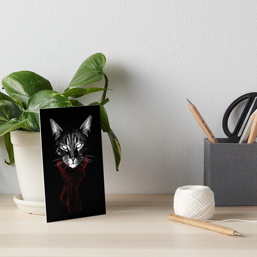 Spirit of Warmth Art Board Print