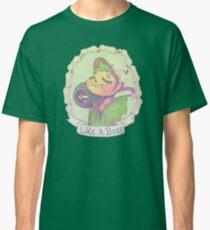 Jacksepticeye -Flowers crown Classic T-Shirt