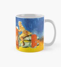 Rey on her Speeder Mug