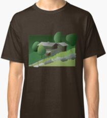 Once upon a time in Ballenberg (T-Shirt & iPhone case) Classic T-Shirt