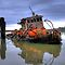 Members Choice - Series 2 of 3 - Derelict Boats still in Water