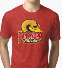 Sandworm Riders Tri-blend T-Shirt