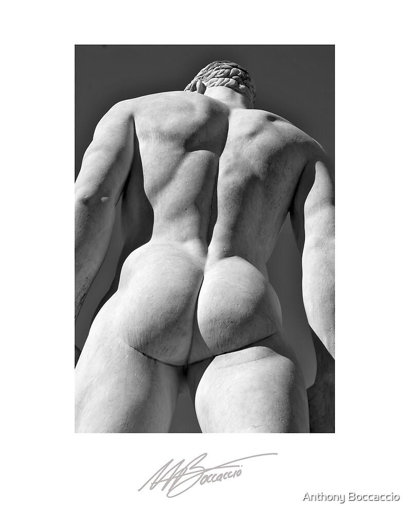 Foro Italico III by Anthony Boccaccio