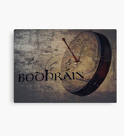 Rhythm Section Canvas Print