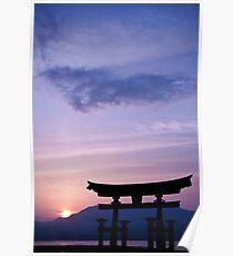 Itsukushima, Twilight Poster