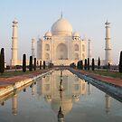 Taj Mahal by tracyleephoto