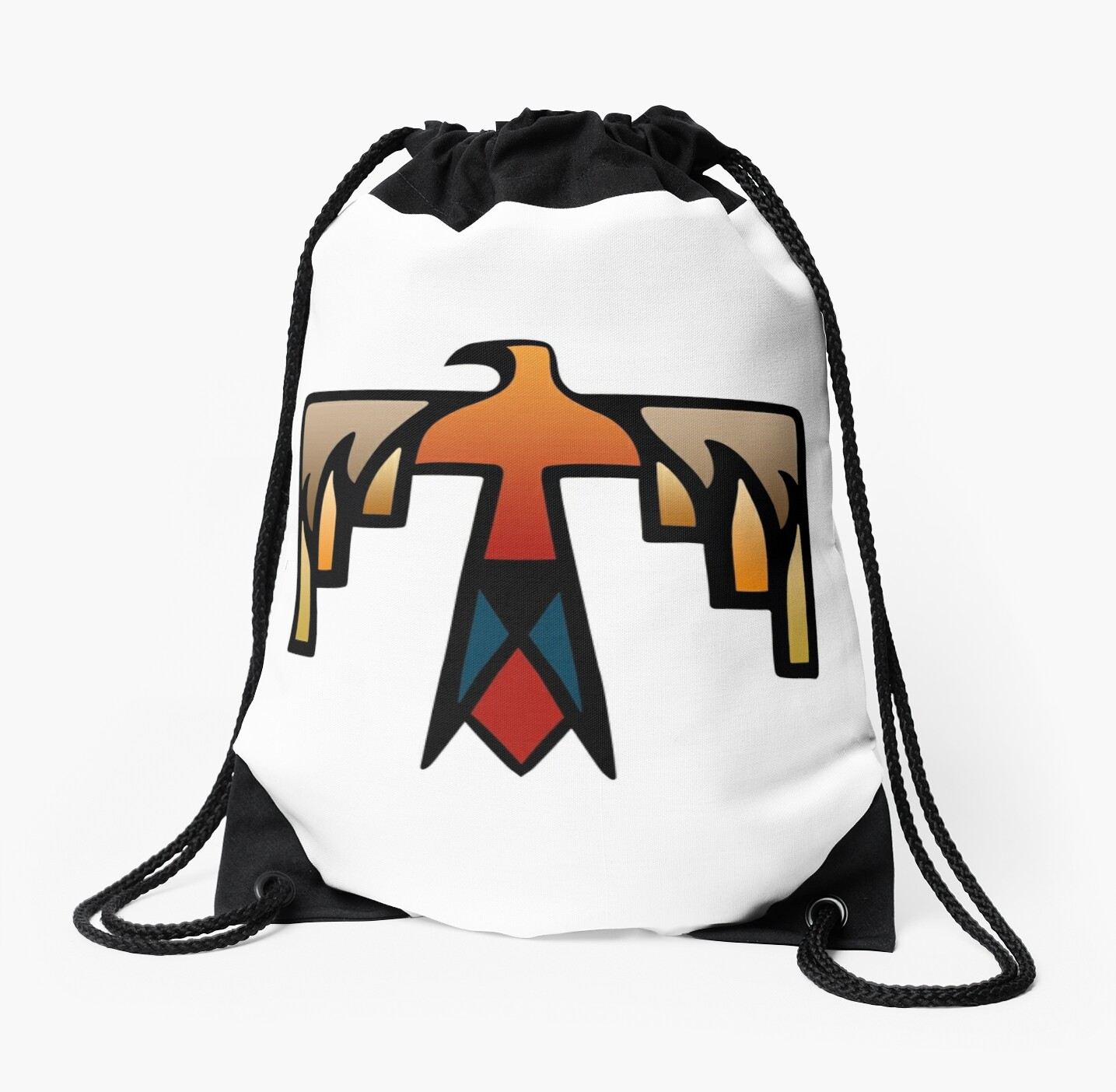 thunderbird native american indian symbol