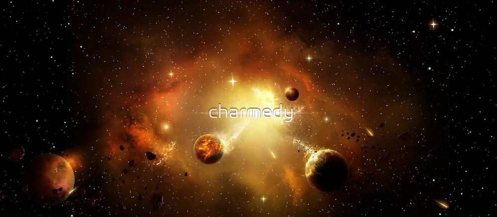 Nebula Rebirth by charmedy