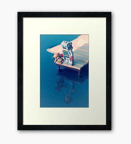The Dream Framed Print