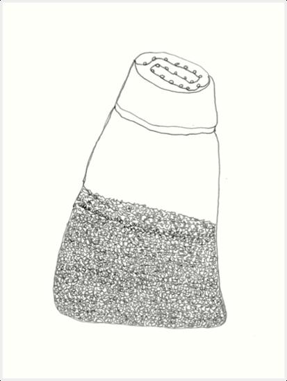 pepper shaker by dthaase