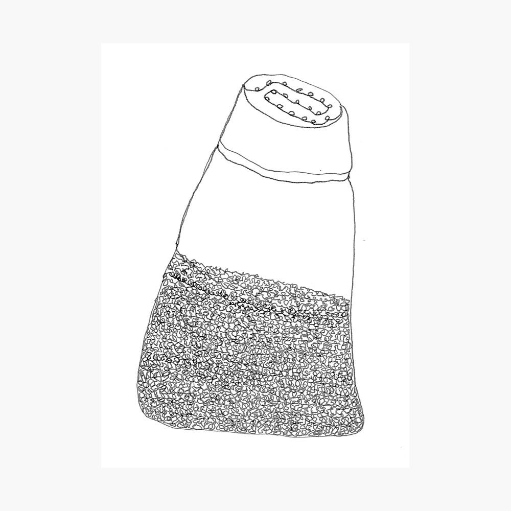 pepper shaker Fotodruck