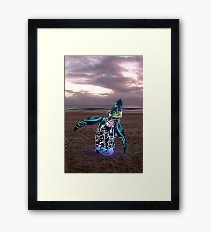 See Life Framed Print