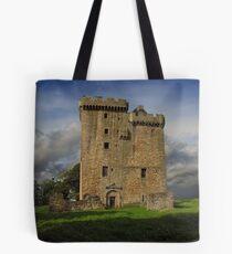 clackmannan tower Tote Bag
