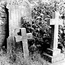 1982 - hindon cemetery by Ursa Vogel