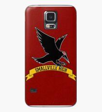 Smallville Hoher Kamm Hülle & Klebefolie für Samsung Galaxy