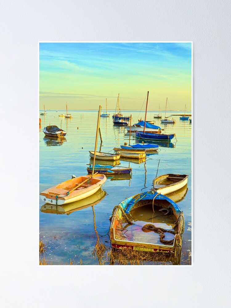 Alternate view of Leigh-on-Sea Poster