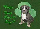 Happy Saint Patty's Day! by Ginny York