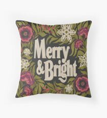 Merry and Bright Floor Pillow